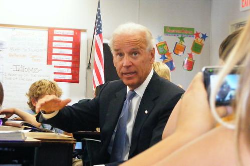 Joe Biden in Tampa, 2011