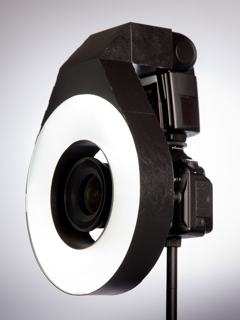 My Diy Ring Flash Adapter I Think I Ve Wanted To Make A