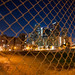 Fenced Skyline