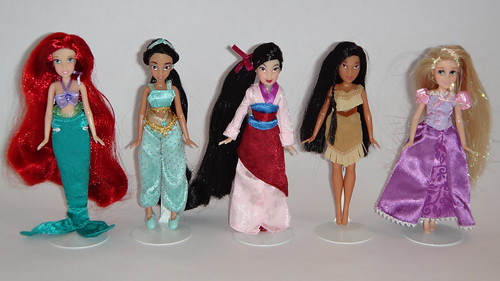 Disney Parks Mini Princess