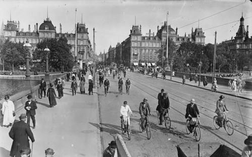 Danish Bicycle History - Dr. Louises Bridge | by Mikael Colville-Andersen