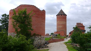 Turaida's medieval brick castle | by Cycling4Cancer