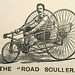 "The ""Road Sculler"" 17 September 1887"