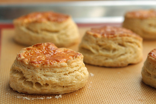 biscuits for shortcakes | by David Lebovitz