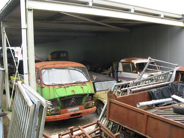 Photos d'époque de camions Citroën - Page 28 7775746360_16262db0cb_z