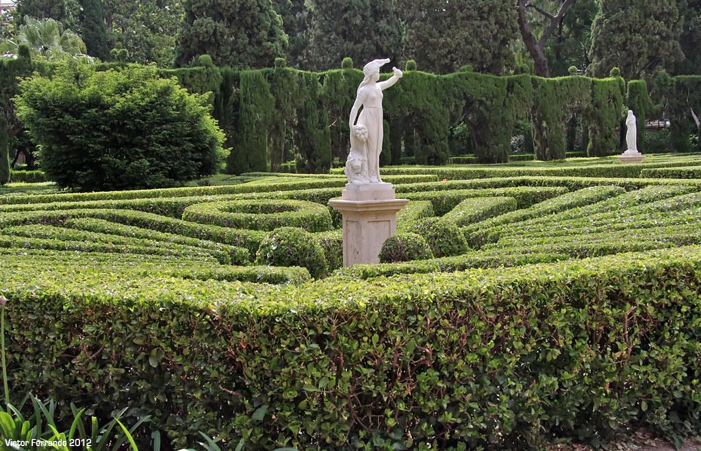 Jardines de monforte valencia jardines de monforte for Jardines de monforte valencia