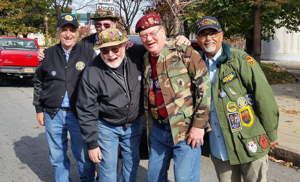 Welcome home vietnam veterans project honoring veterans for Fewell custom homes
