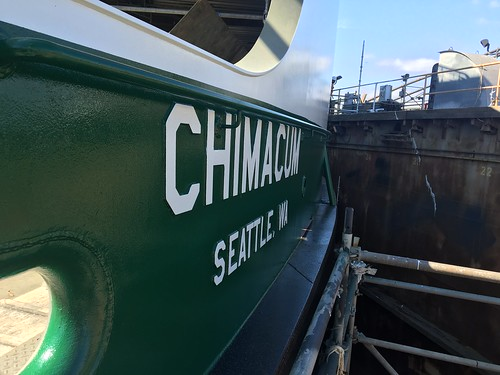 M/V Chimacum, Seattle, WA