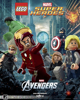 LEGO Avengers Poster | by fbtb