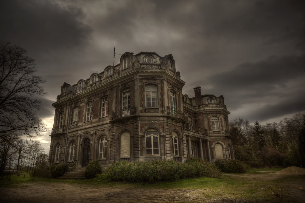 Abandoned Manors England Abandoned Manor House d