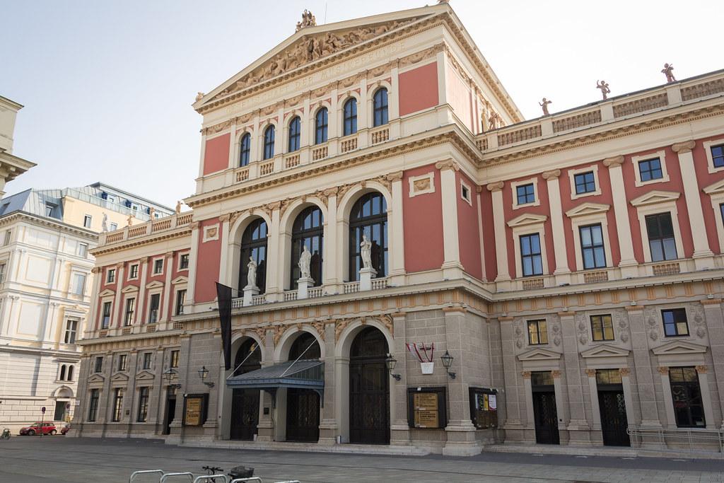 Wiener Musikverein (Vienna, Austria)