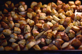 Seasoned Potatoes | by Simply Vintagegirl