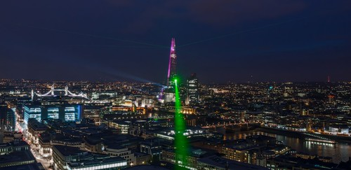 The Shard launches (View from St Paul's Cathedral London) | by Graham Lacdao