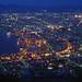 Hakodate night lights 函館 北海道