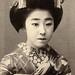 Osaka Maiko Yachiyo II - 1915