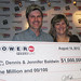 Dennis & Jennifer Baldwin - $1,000,000 Powerball