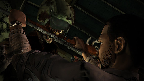 The Walking Dead Episode 3 - pilot | by PlayStation.Blog