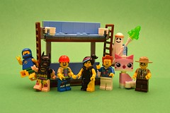 LEGO Movie Summer Party! by th_squirrel
