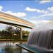 Monorail Monday: Orange Blur #Disney #Photo