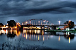 deventer  @Night | by hansbronsvoort