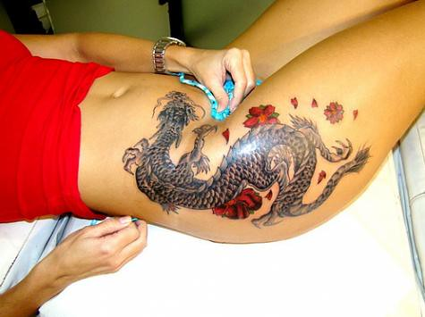 Dragons Tattoos Meaning Dragon-tattoo-meaning-2