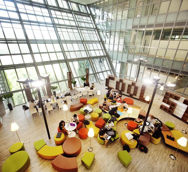 Interior Design Singapore Consultancy: Singapore School Of The Arts