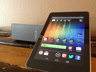 My Nexus 7, image for an upcoming @GadgeTell post | by robertnelson