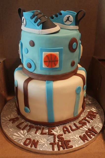sports baby shower cake sports themed baby shower cake flickr