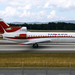 SarAvia - Saratov Airlines Yakovlev Yak-42D RA-42378 FRA 03-08-12