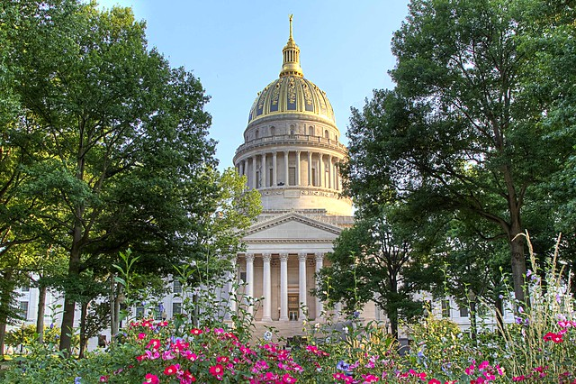West Virginia State Capitol Landscape  Flickr  Photo