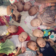 Day 35: Babies babies everywhere!