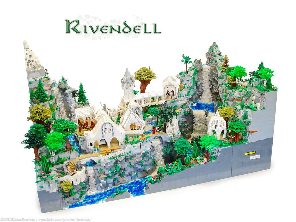 Rivendell - Blake Baer