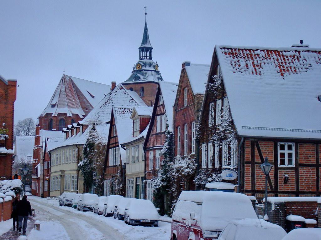 Hansestadt Lüneburg Auf dem Meere