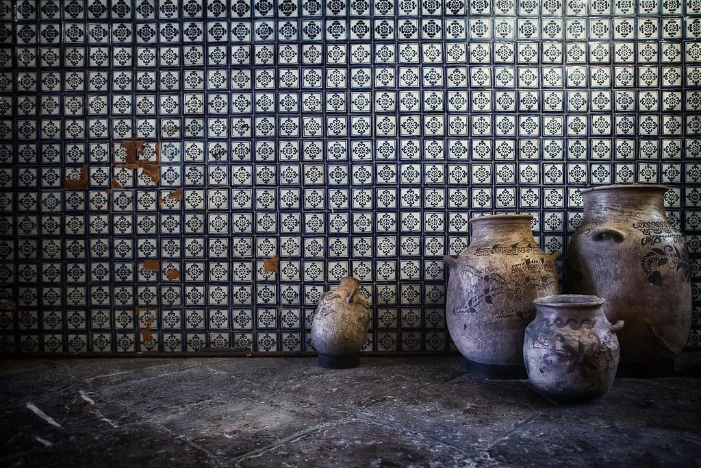 Talavera poblana el mural de los poblanos puebla for El mural de los poblanos