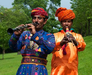 Indian musicians | by Charles Hamilton Photography