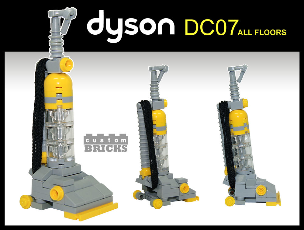 Lego Dyson Dc07 Oh Dyson Dc07 How I Love Thee Let Me