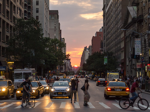 Manhattanhenge 2012 | by dantekgeek