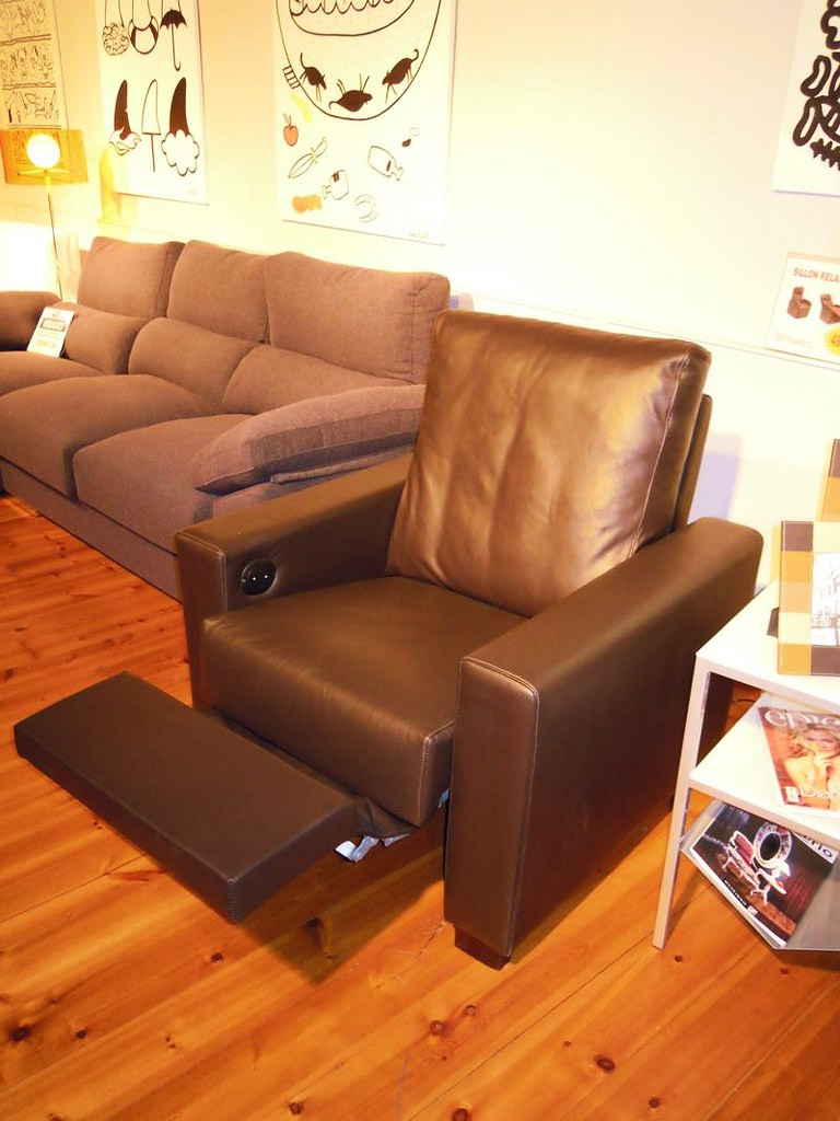 Sillon reclinable muebles sofas medida flickr - Muebles a medida barcelona ...