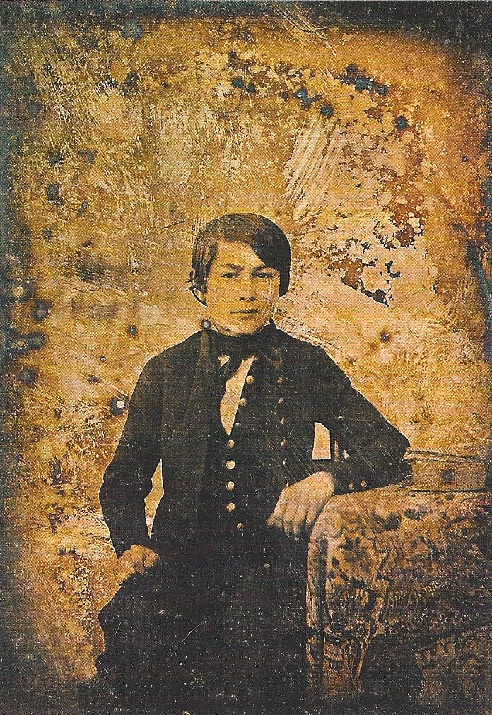 Edouard Manet (1832-1883) as a young boy | retro-vintage ...