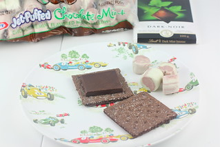 Mint Chocolate S'mores | by Made With Pink