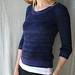 Indicum pullover