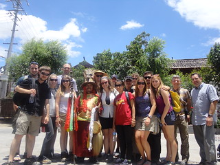 Study Abroad group in China | by The College of Idaho