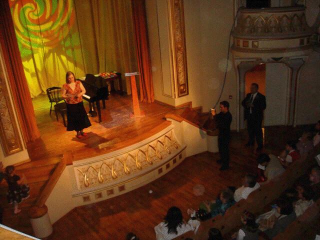 """""""Povesti muzicale la pian pentru oameni mici si mari"""" ed. a 2-a, 30 mai 2009"""