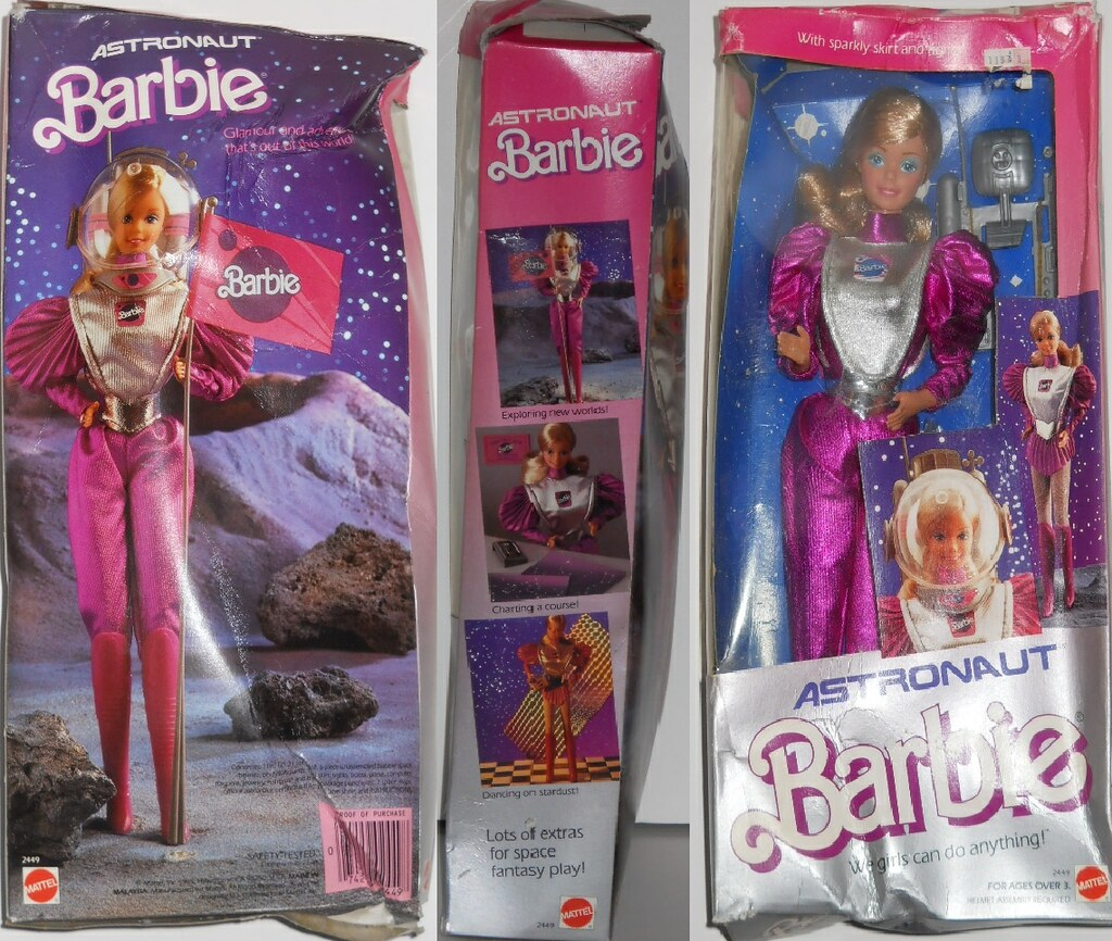 new nasa astronaut barbie - photo #15
