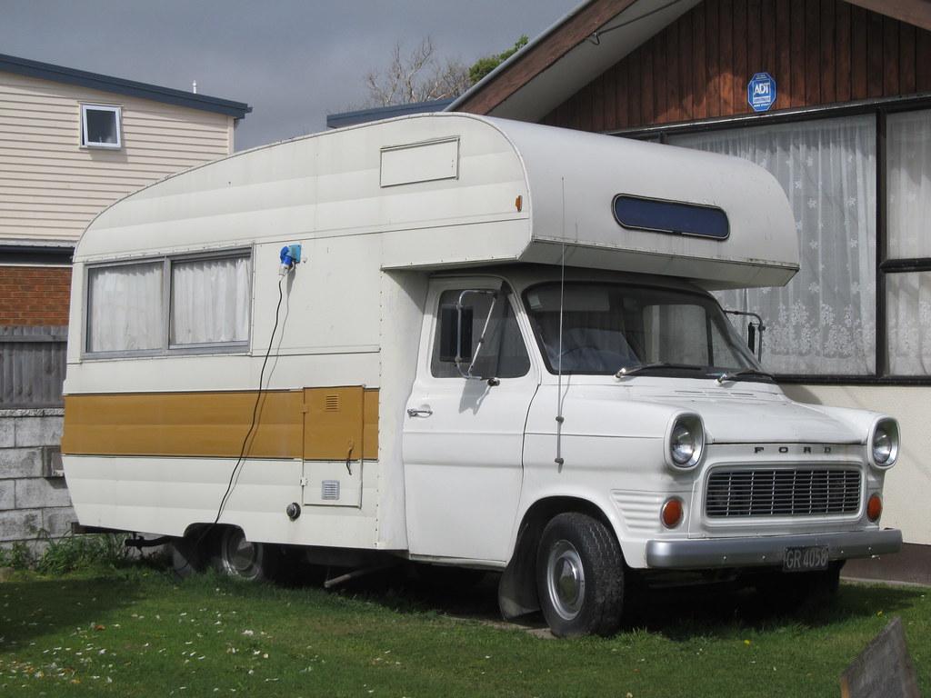 1973 ford transit campervan gr4058 an unexpected find. Black Bedroom Furniture Sets. Home Design Ideas