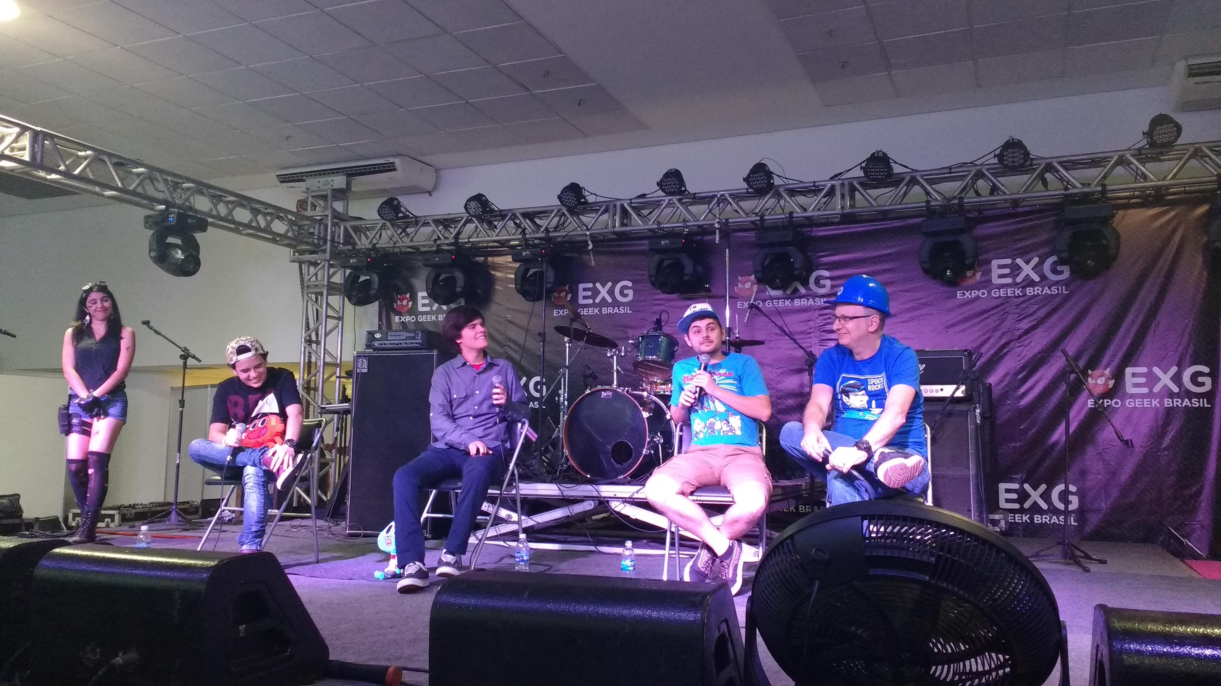 Expo Geek Brasil: saiba quais foram os melhores momentos deste super evento