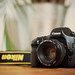 My Canon 5D + new Canon 50mm EF F1.4 Lens