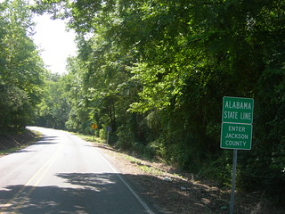 Alabama State Line | by jimmywayne
