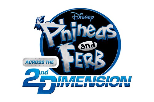 Phineas and Ferb: Across the Second Dimension | by PlayStation Europe