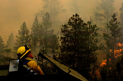 High Park fire | by Official U.S. Air Force